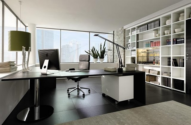 Space saving office furniture ideas