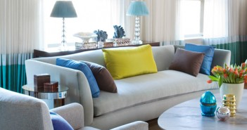 Window Treatments and Colour