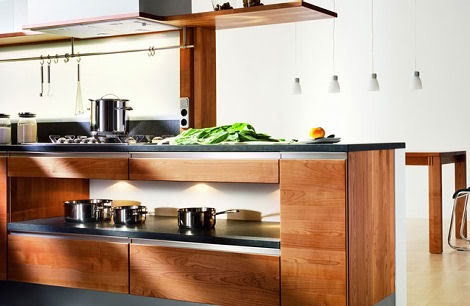 Types of Wood for Kitchen
