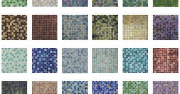 Decorate Your Home with Glass Mosaic Tiles