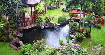 Decorating your Gardens in Monsoon