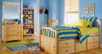 Kid-Friendly Home Furnishing