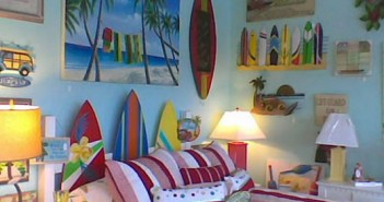 Decorating a Bedroom with a Beach Theme