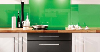 Reasons to Choose Glass Splash back For Kitchens