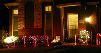 Outdoors Christmas Decoration