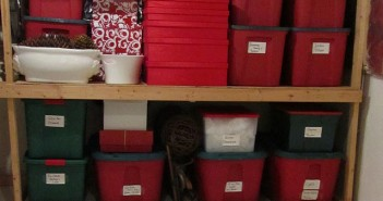 Holiday Storage Ideas