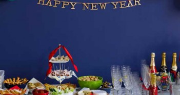 Decorating Tips for A New Year Party