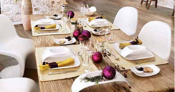 New Year Table Decoration Ideas