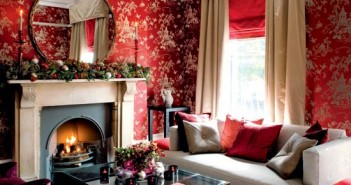 Decorating your Living room for New Year