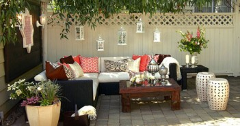 Decorating your Terrace for New Year